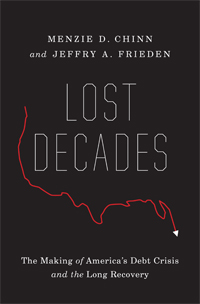 cover of Lost Decades