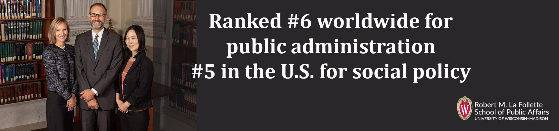La Follette US News rankings