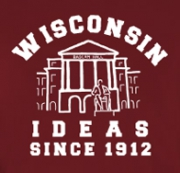 Wisconsin Idea anniversary shirts for sale