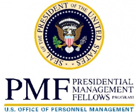 Learn about Presidential Management Fellowship on Sept. 13