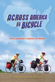 Former publications director, friend publish book on cross-country bicycle trip