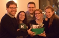 Alumni take top prize at LSSA Trivia Night