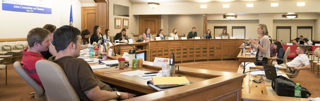 Legislative staff hone policy analysis and public management skills at training