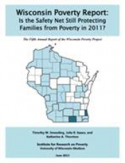 Safety net kept Wisconsin families from poverty, report shows