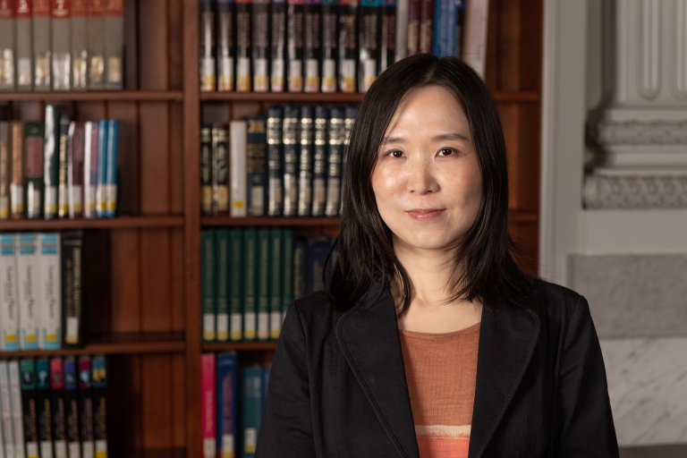 Associate Professor Yang Wang